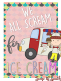 Ice Cream Activity