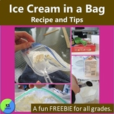 Ice Cream In A Bag: Simple And Easy Recipe