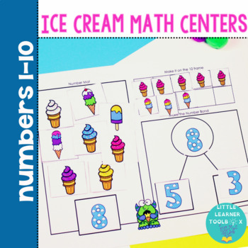 Making 10 with Ice Cream