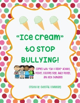 Ice Cream to Stop Bullying