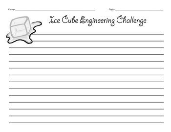 Ice Cube Engineering Challenge