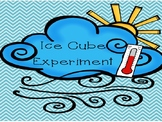 Ice Cube Experiment
