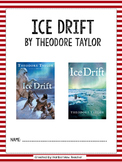 Ice Drift by Theodore Taylor Novel Packet