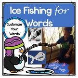 Winter Ice Fishing for Words