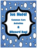 Nonfiction Reading Passage- Ice Hotels with Bonus Blizzard Day
