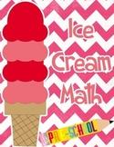Ice Ice Cream Math Game Fun