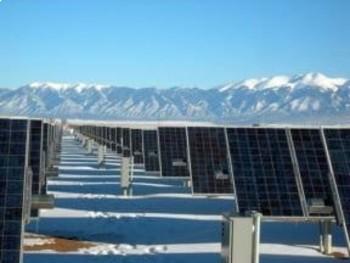 Photovoltaics & Temperature: Ice, Ice, PV!
