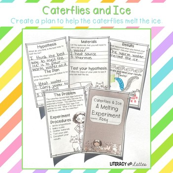 Ice Melting STEM Challenge: A Companion to Zoey and Sassafras book 4