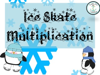 Ice Skate Multiplication