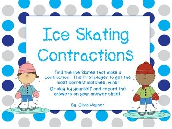 Ice Skating Contractions