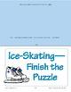 Ice-Skating: Finish the Puzzle