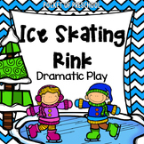 Ice Skating Rink Dramatic Play