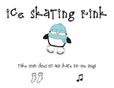 Ice Skating Rink for dramatic play