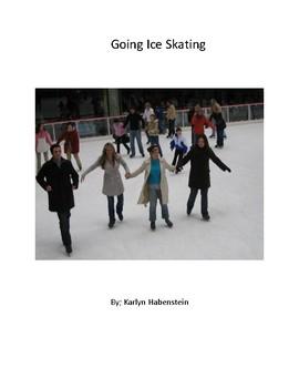 Ice Skating Social Story