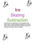 Ice Skating Subtraction.