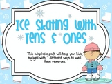 Ice Skating With Tens and Ones Math Activities