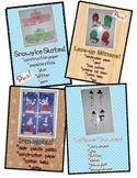 Ice & Snow Lesson Plans/Ideas/Patterns & More!