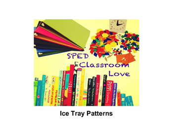 Task Box Activity: Ice Tray Pattern Matching