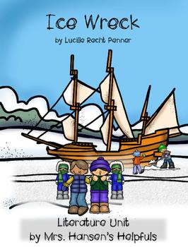 Ice Wreck Literature Unit