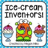 Ice-cream Inventors!