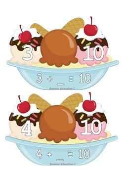 Ice-cream Shop Rainbow Facts Game