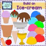 Create / Build an Ice cream clip art