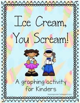 Ice cream graphing