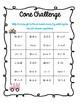 Ice cream math challenge