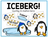 Iceberg!  Penguin Counting On Addition Strategy Game