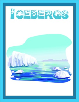 Icebergs Thematic Unit