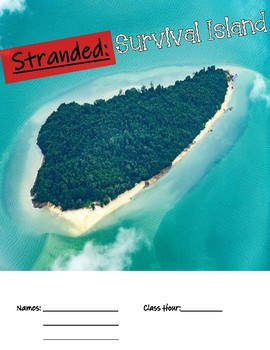 Icebreak & Group work - Stranded: Survival Island