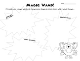 Icebreaker Activity: If I Had a Magic Wand