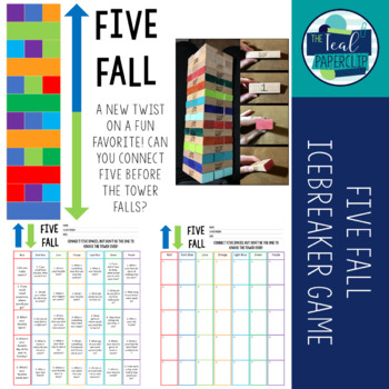 Icebreaker Get to Know You Game: Five Fall