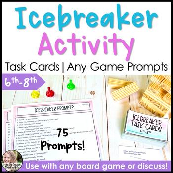 Icebreaker Bingo / Any Game Questions
