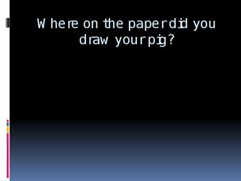 Icebreaker: Draw a Pig