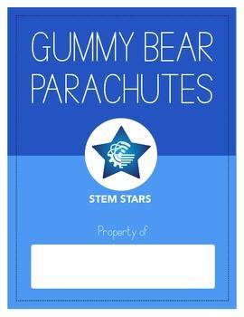 Gummybear Parachutes- STEM Activity