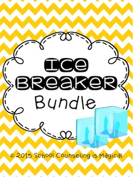 Icebreaker Questions Bundle