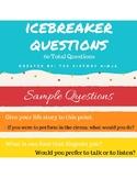 Icebreaker Questions for High School