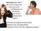 "Icebreaker:  What makes you ""roar""?  Based on the lyrics Roar by Katy Perry"