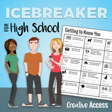 Icebreaker for High School Students [Getting to Know You B
