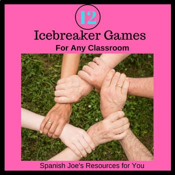 Twelve Icebreakers