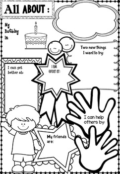 Icebreakers: All About Me