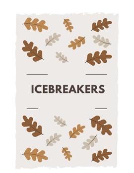 Icebreakers Bundle