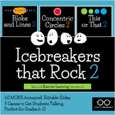 Icebreakers That Rock 2: Three-Game Bundle
