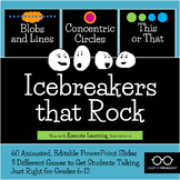 Icebreakers That Rock: Three-Game Bundle