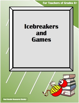 Icebreakers and Games
