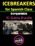 Icebreakers for Spanish Class - Rompehielos para la clase