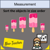 Icecream Parlour Size ordering