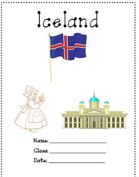 Iceland A Research Project