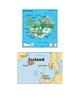 Iceland Map Scavenger Hunt